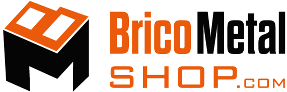 Brico Metal Shop Retina Logo